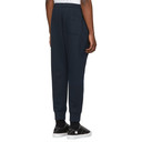 3.1 Phillip Lim Navy Tapered Classic Lounge Pants