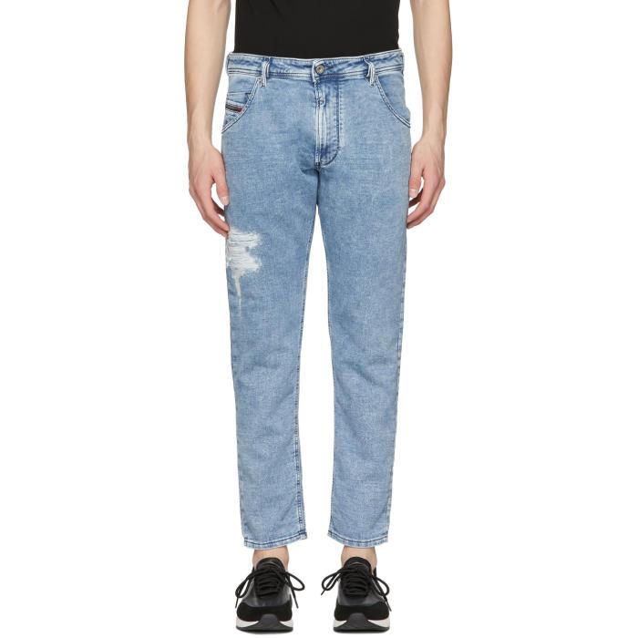 Photo: Diesel Blue Krooley-T Jogg Jeans