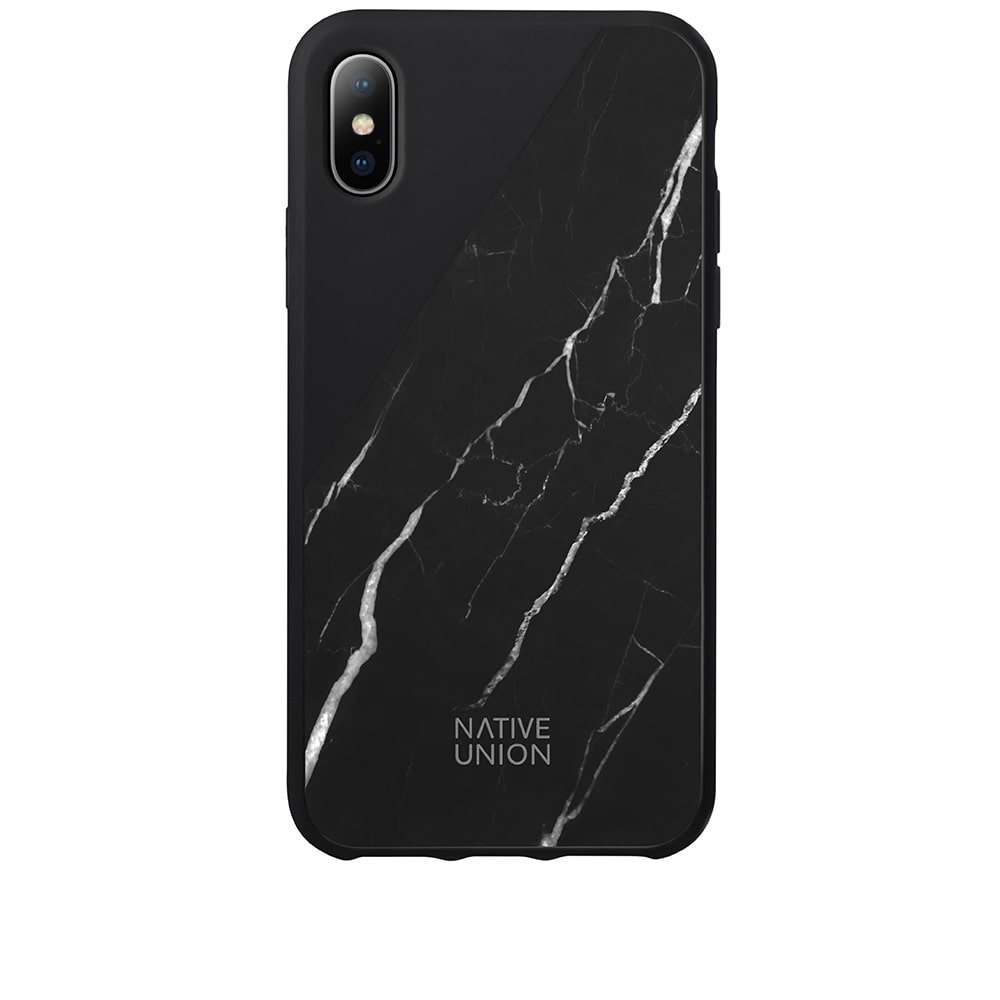 Native Union Marble Edition Clic Iphone X Case Native Sons