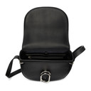 3.1 Phillip Lim Black Alix Crossbody Saddle Bag