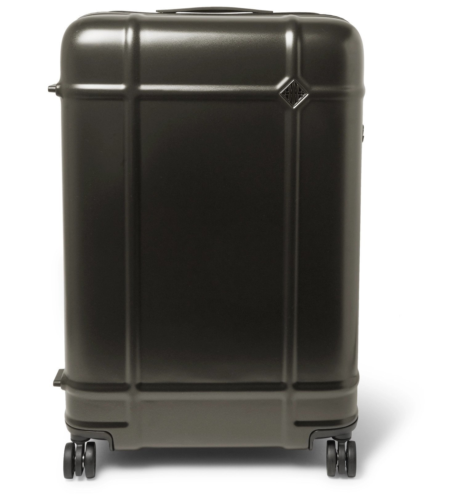 Photo: Fabbrica Pelletterie Milano - Globe Spinner 68cm Polycarbonate Suitcase - Green