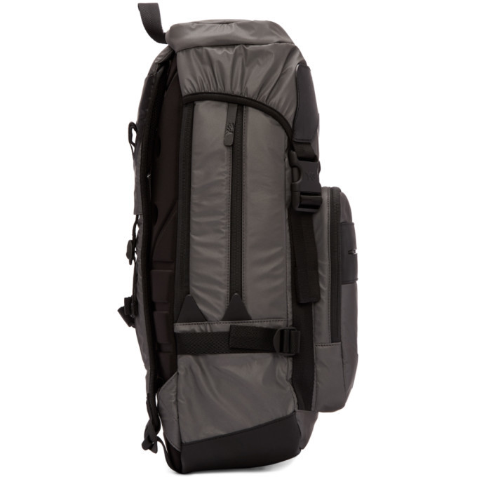 Y-3 Grey Ultratech Backpack