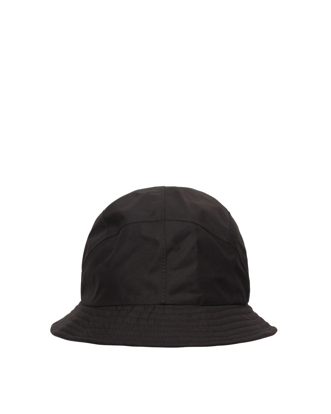 Stone Island Marina Bucket Hat Black