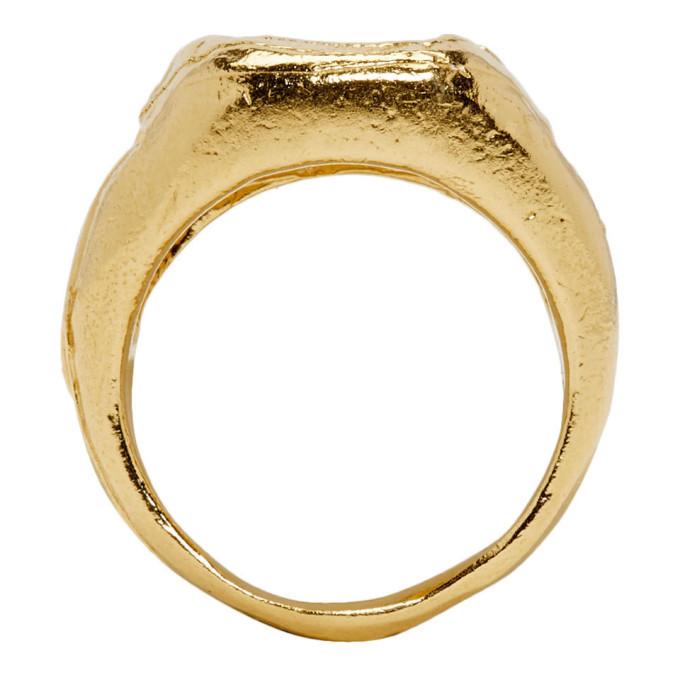Alighieri Gold The False Promises Ring