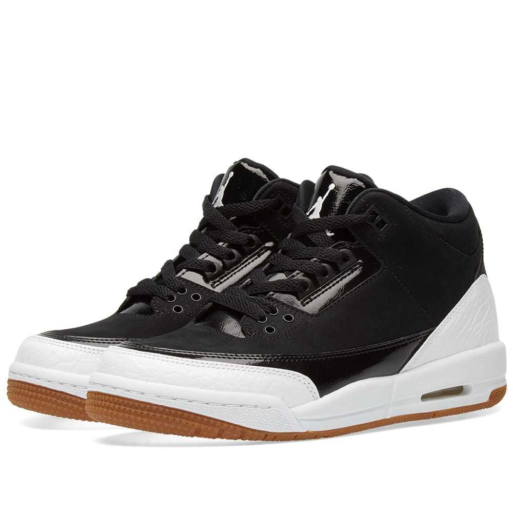 Air Jordan 3 Retro GS Black