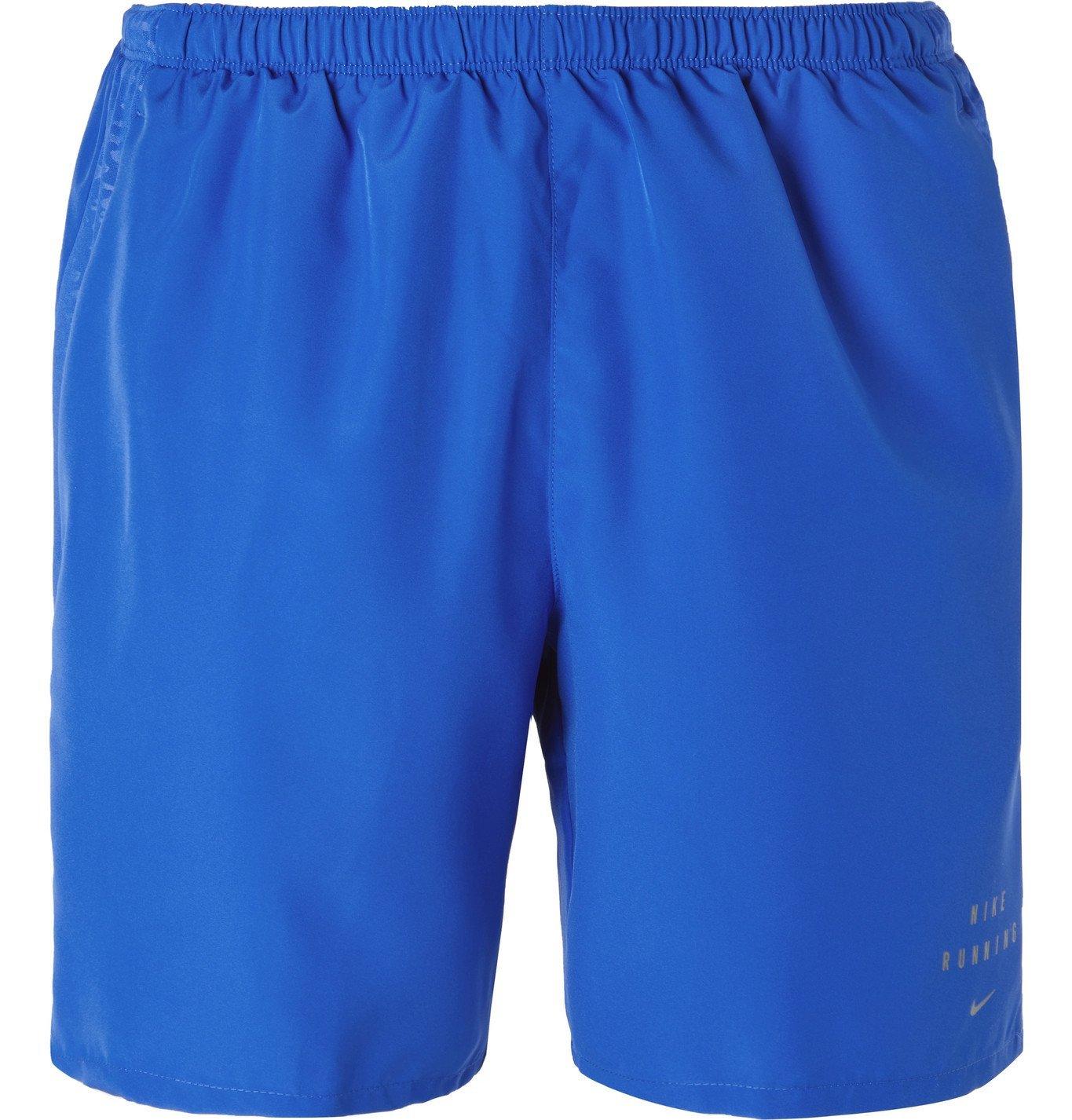 Photo: Nike Running - Challenger Dri-FIT Shorts - Blue