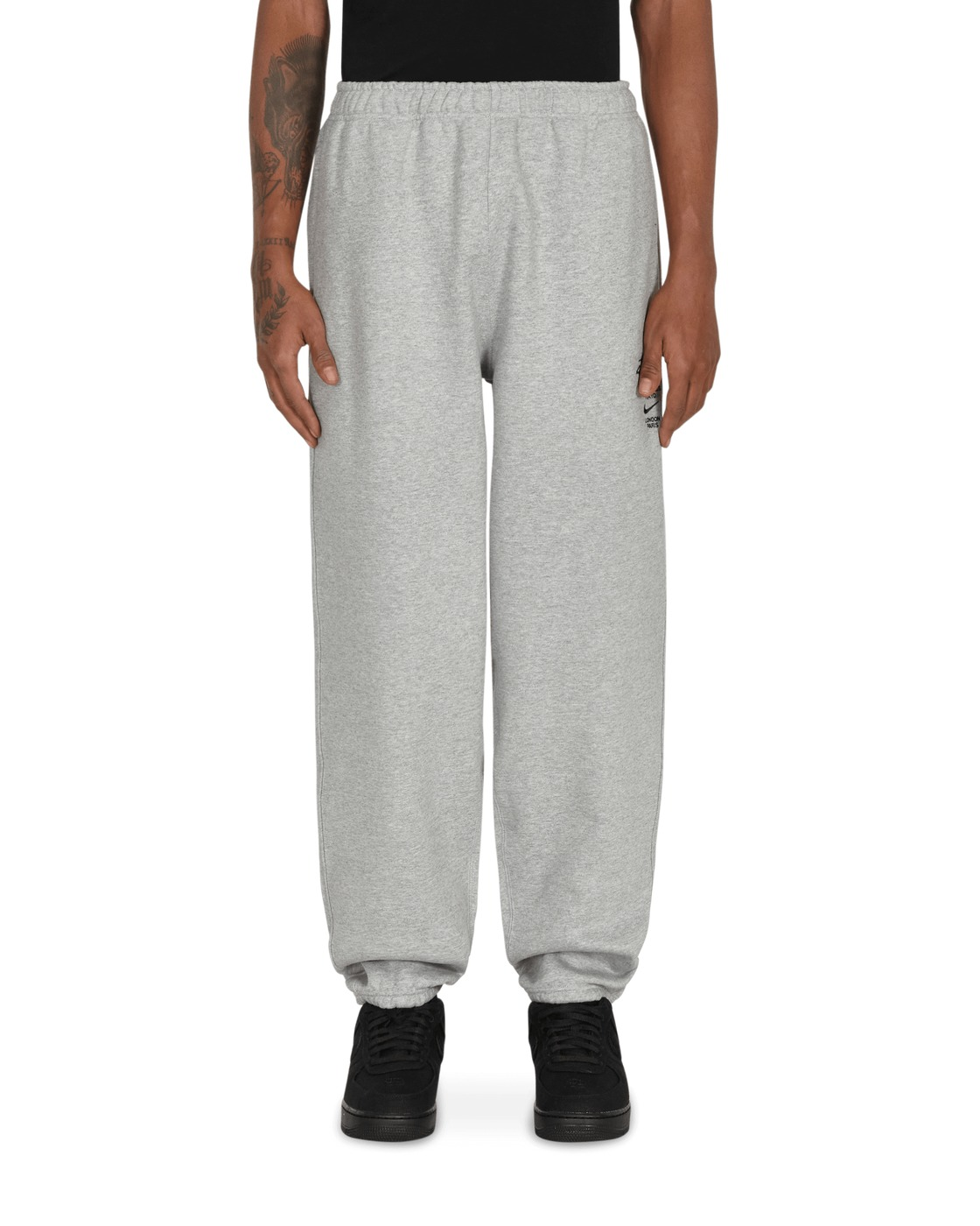 Photo: Nike X Stussy Stüssy Sweatpants Dk Grey Heather