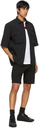 Hugo Black Ermilio Short Sleeve Shirt