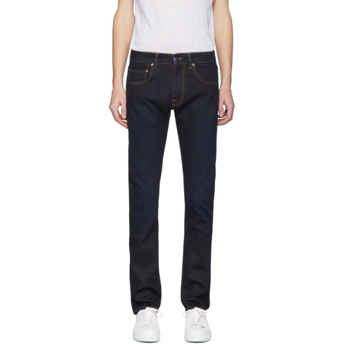 Photo: Etro Navy Neutra Jeans