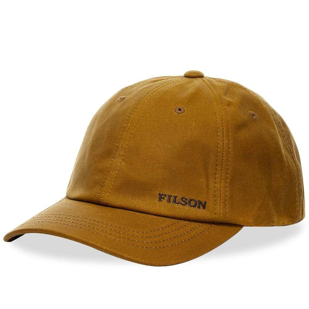 Photo: Filson Oil Tin Low-Profile Cap
