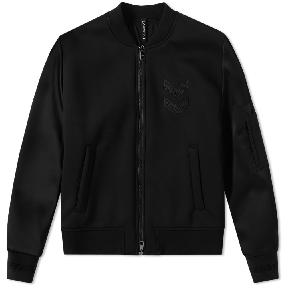 Photo: Neil Barrett Military Zip Jacket