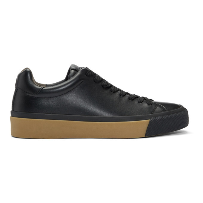 Photo: rag and bone Black Combo RB1 Low Sneakers