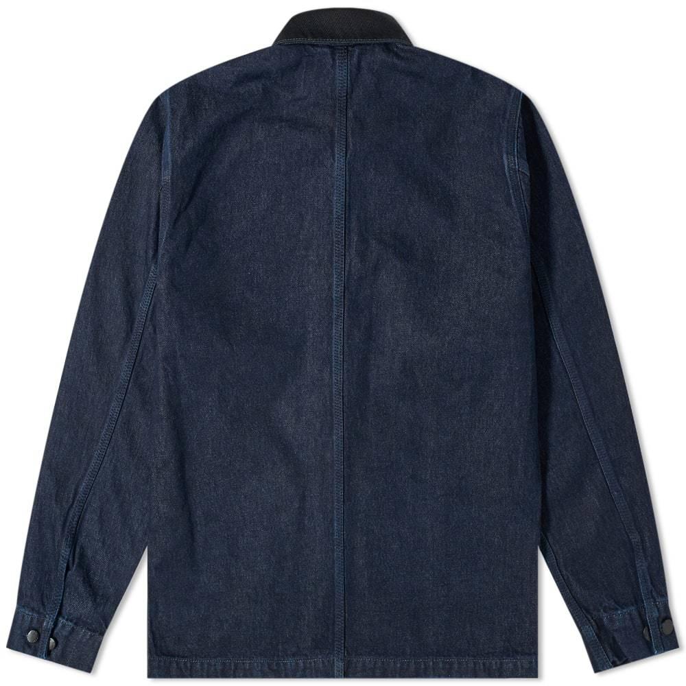 032c Acid Wash Denim Jacket