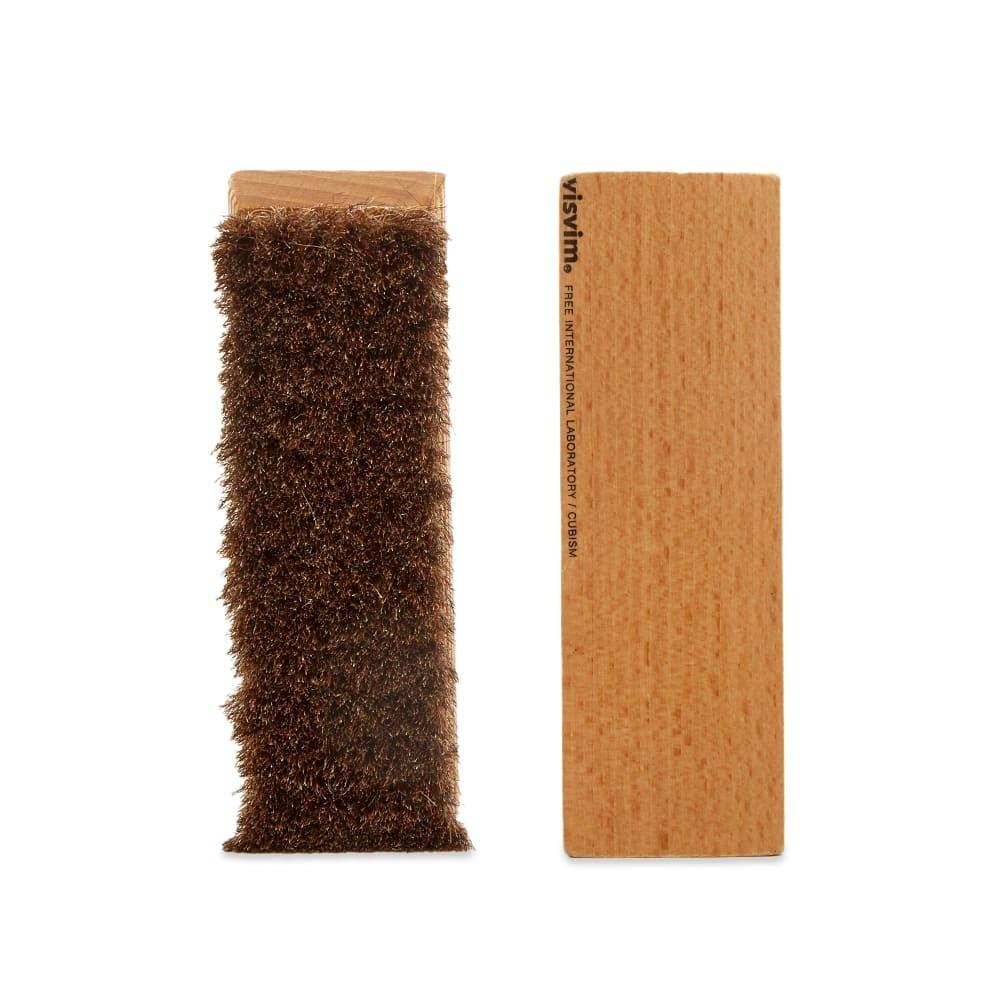 Photo: Visvim Shoe Brush - Pack of 2