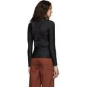 GmbH Black Recycled Long Sleeve AHU T-Shirt