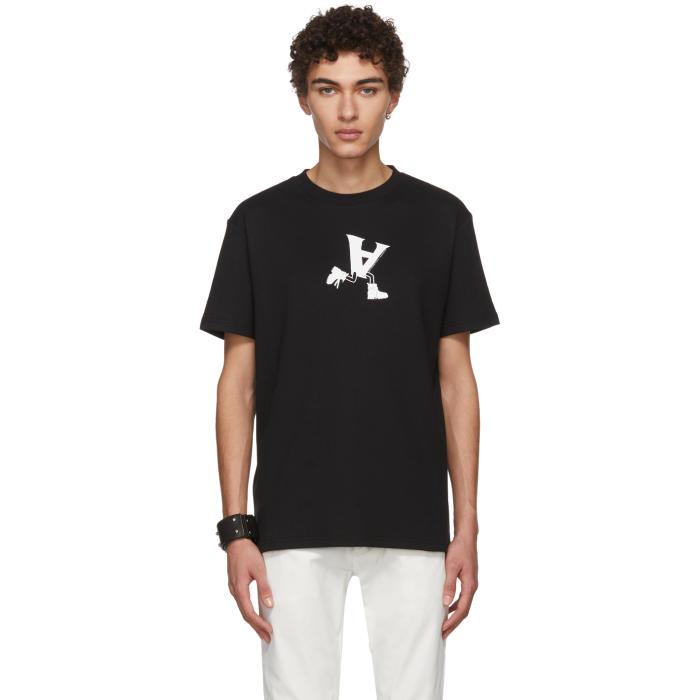 Alyx Black On The Run T-Shirt