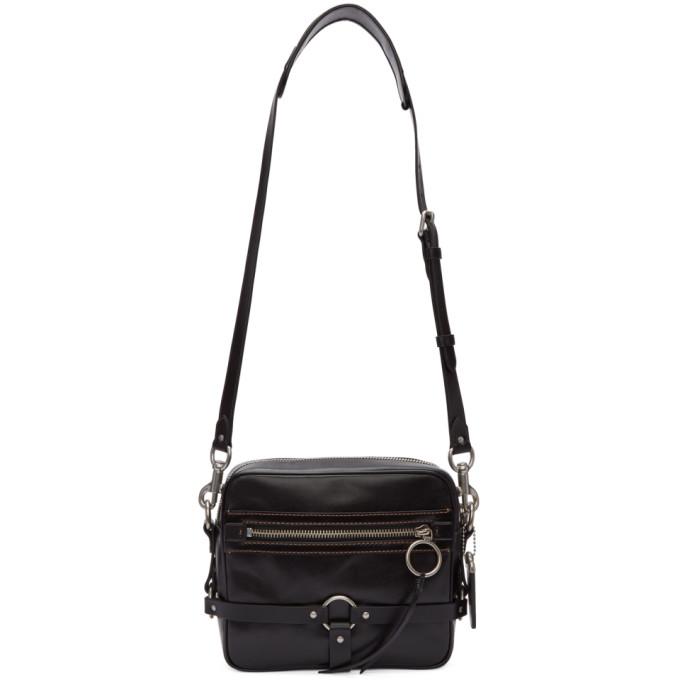 Photo: Coach 1941 Black Dylan Messenger Bag