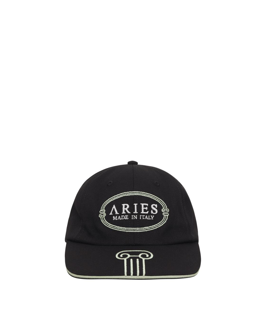 Aries Miit Cap Black