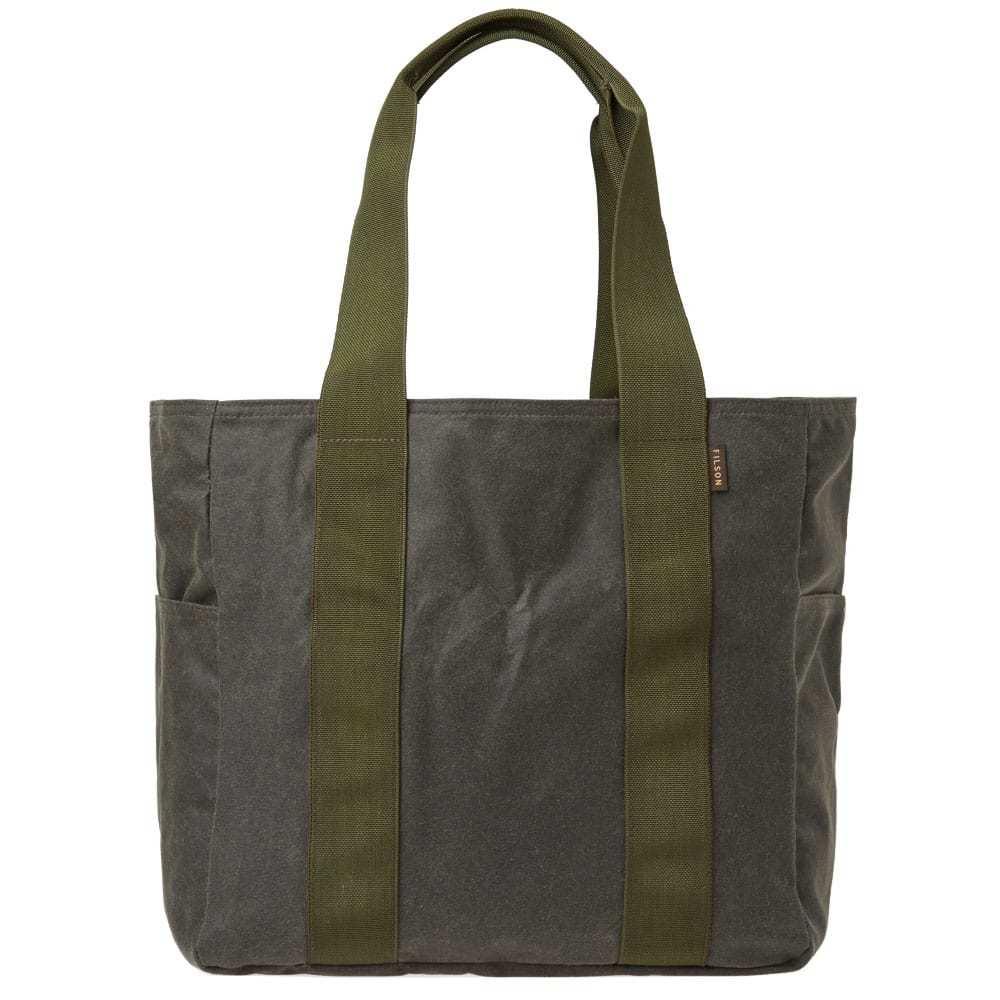 Filson Grab 'n' Go Tote Bag Green