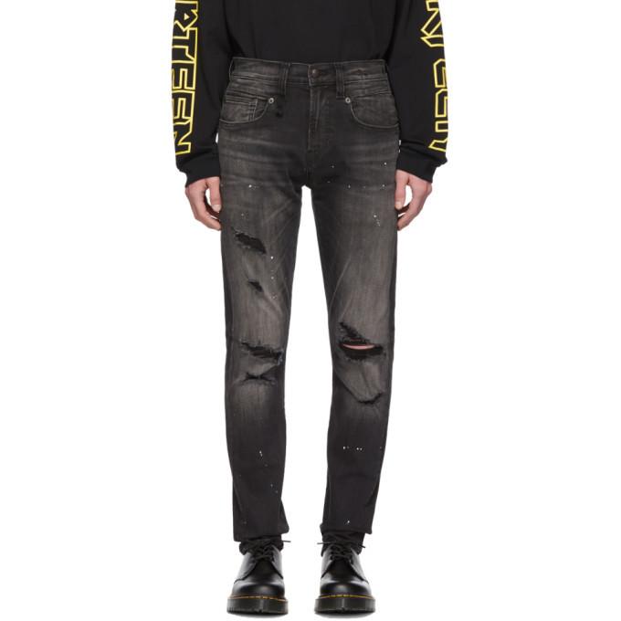 Photo: R13 Black Boy Jeans