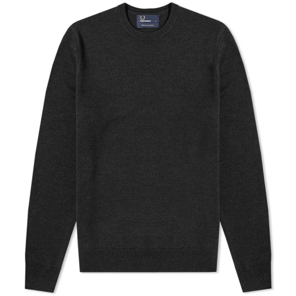 Photo: Fred Perry Classic Crew Knit