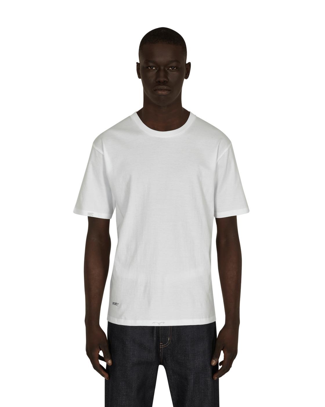 Photo: Wtaps 3 Pack Skivvies T Shirt White