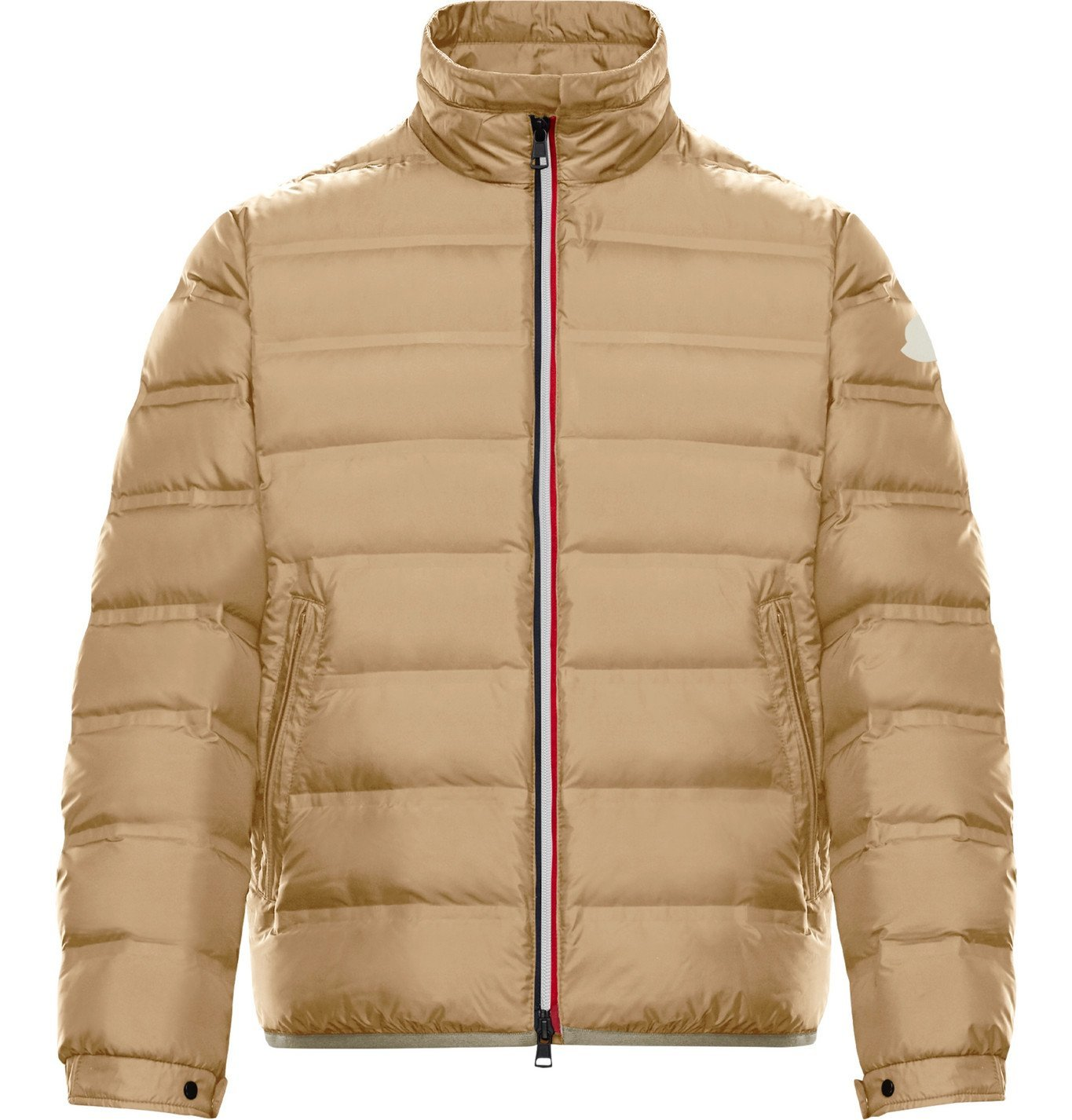 Photo: Moncler Genius - 2 Moncler 1952 Helfferich Quilted Shell Down Jacket - Neutrals