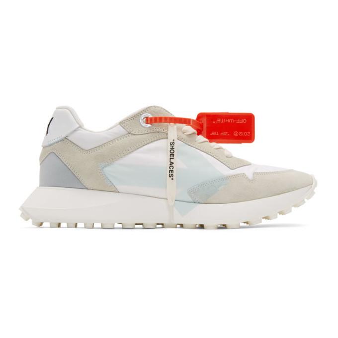 Photo: Off-White White Arrows Sneakers