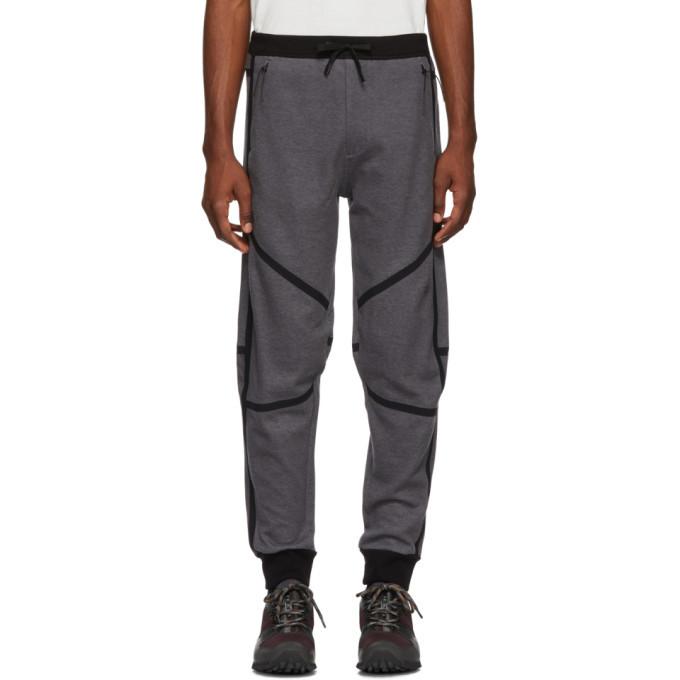 Photo: ISAORA Grey Circuit Lounge Pants