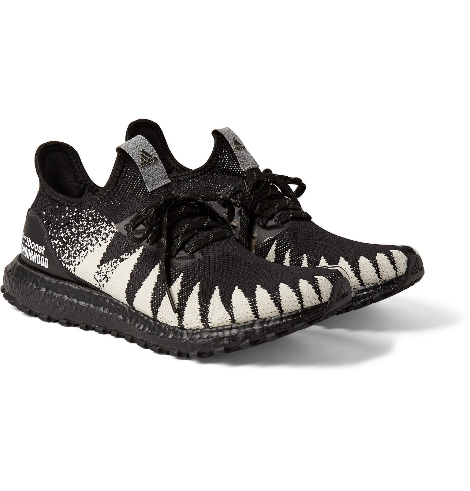 Photo: adidas Consortium - Neighborhood UltraBOOST All Terrain Primeknit Sneakers - Black