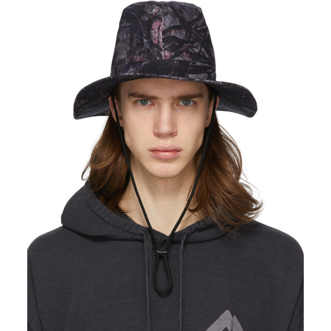 Photo: South2 West8 Grey Camo Crusher Hat