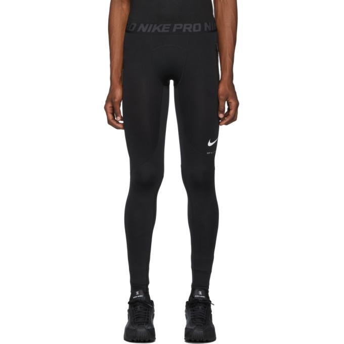 Photo: 1017 ALYX 9SM Black Nike Edition Running Tights