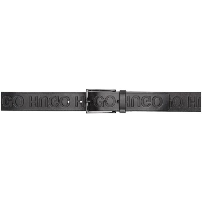 Hugo Black Giaci Belt