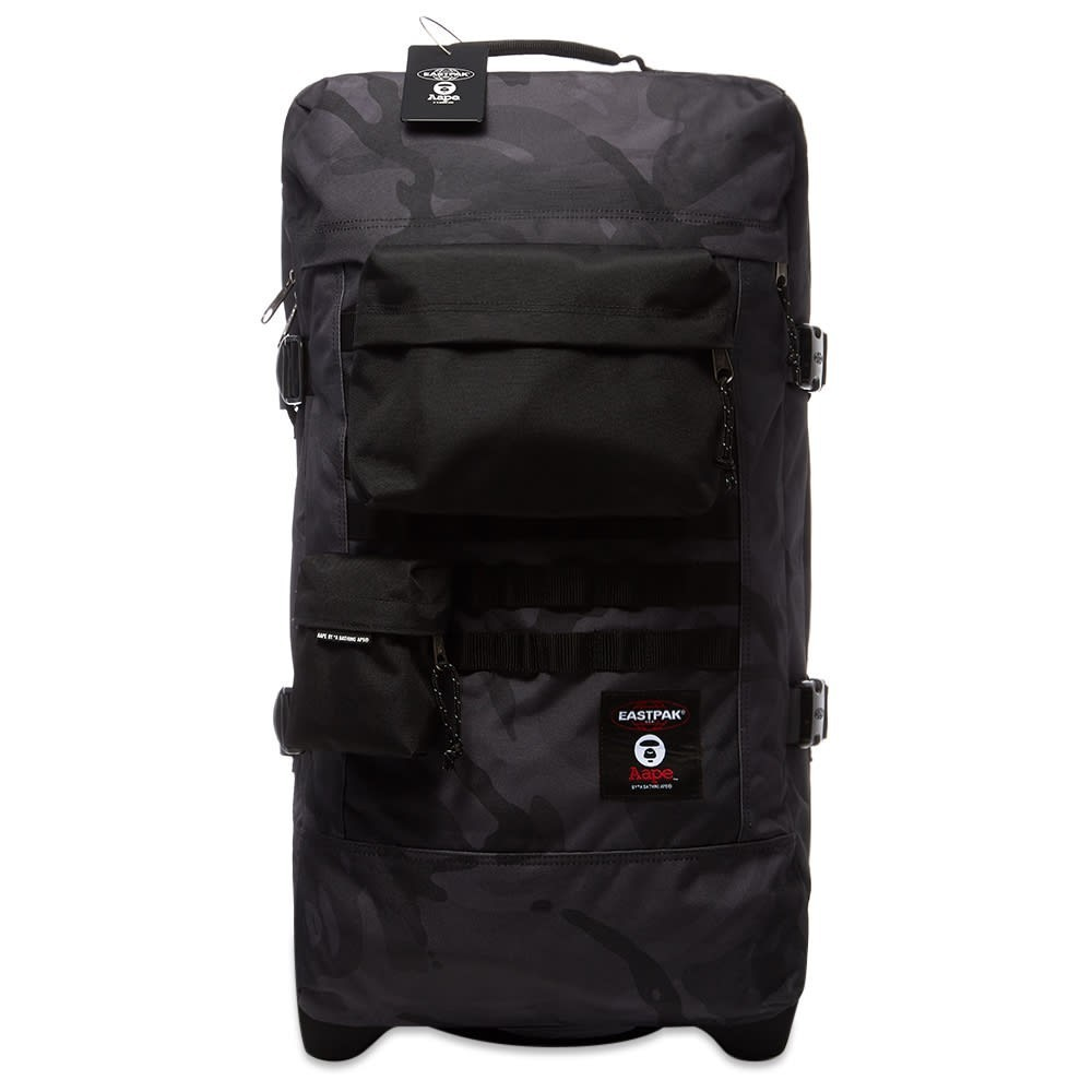 Photo: Eastpak x Aape Tranverz M Luggage