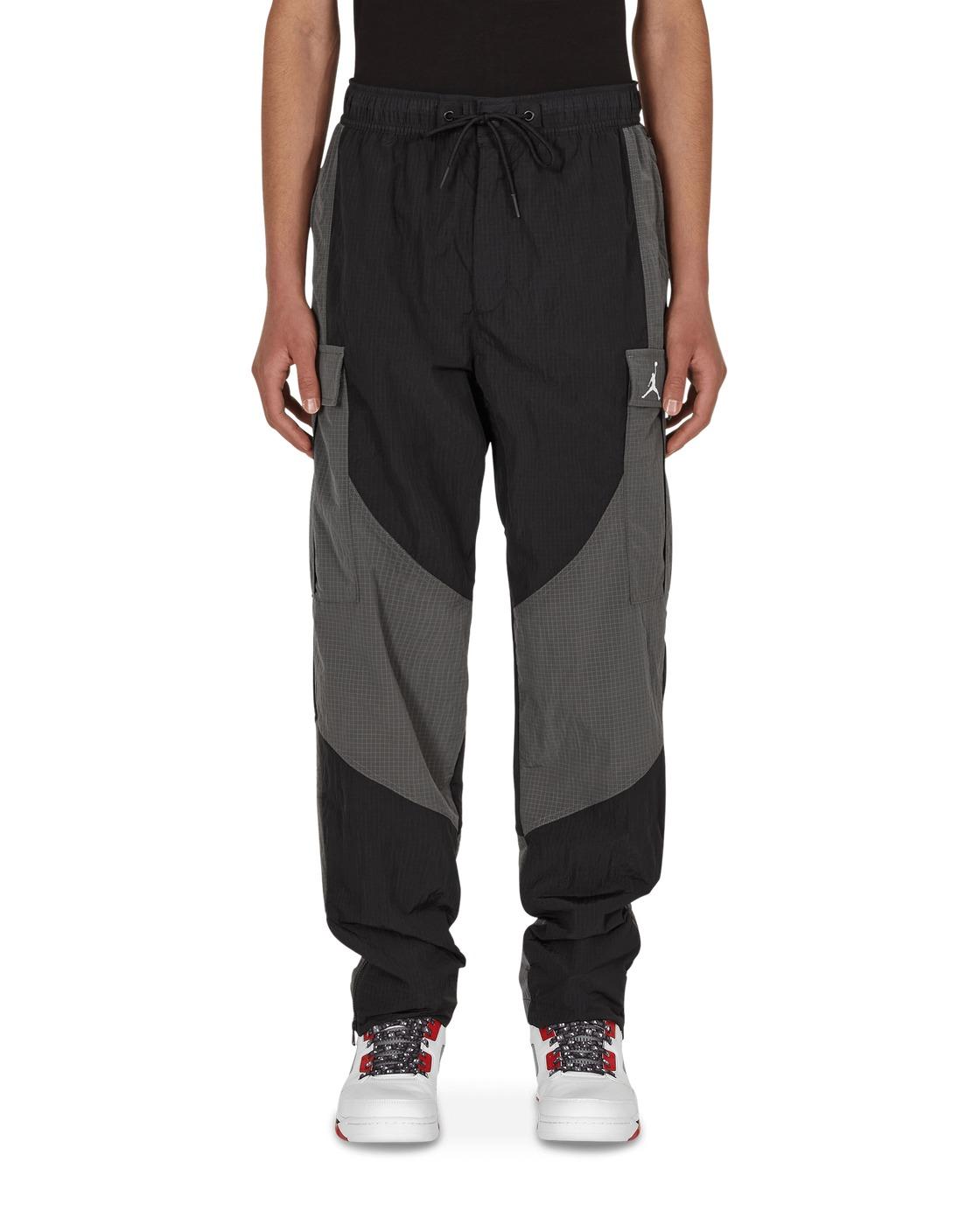 Photo: Nike Jordan 23 Engineered Woven Pants Black/Iron Grey