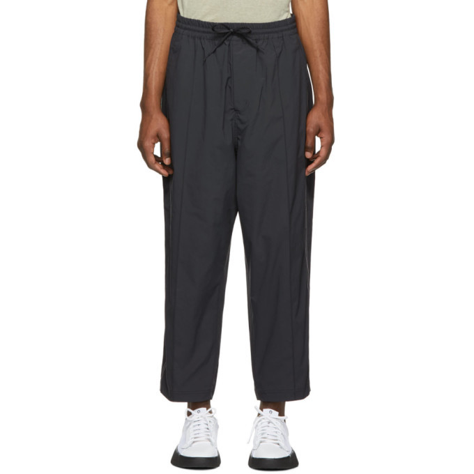 Photo: Y-3 Grey Luxe Trousers