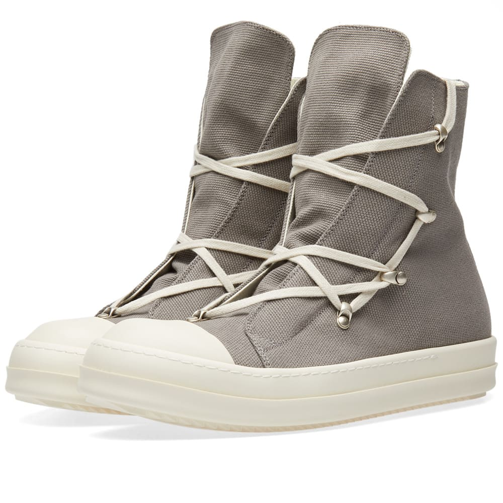 Photo: Rick Owens DRKSHDW Hexagram Hi Sneaker