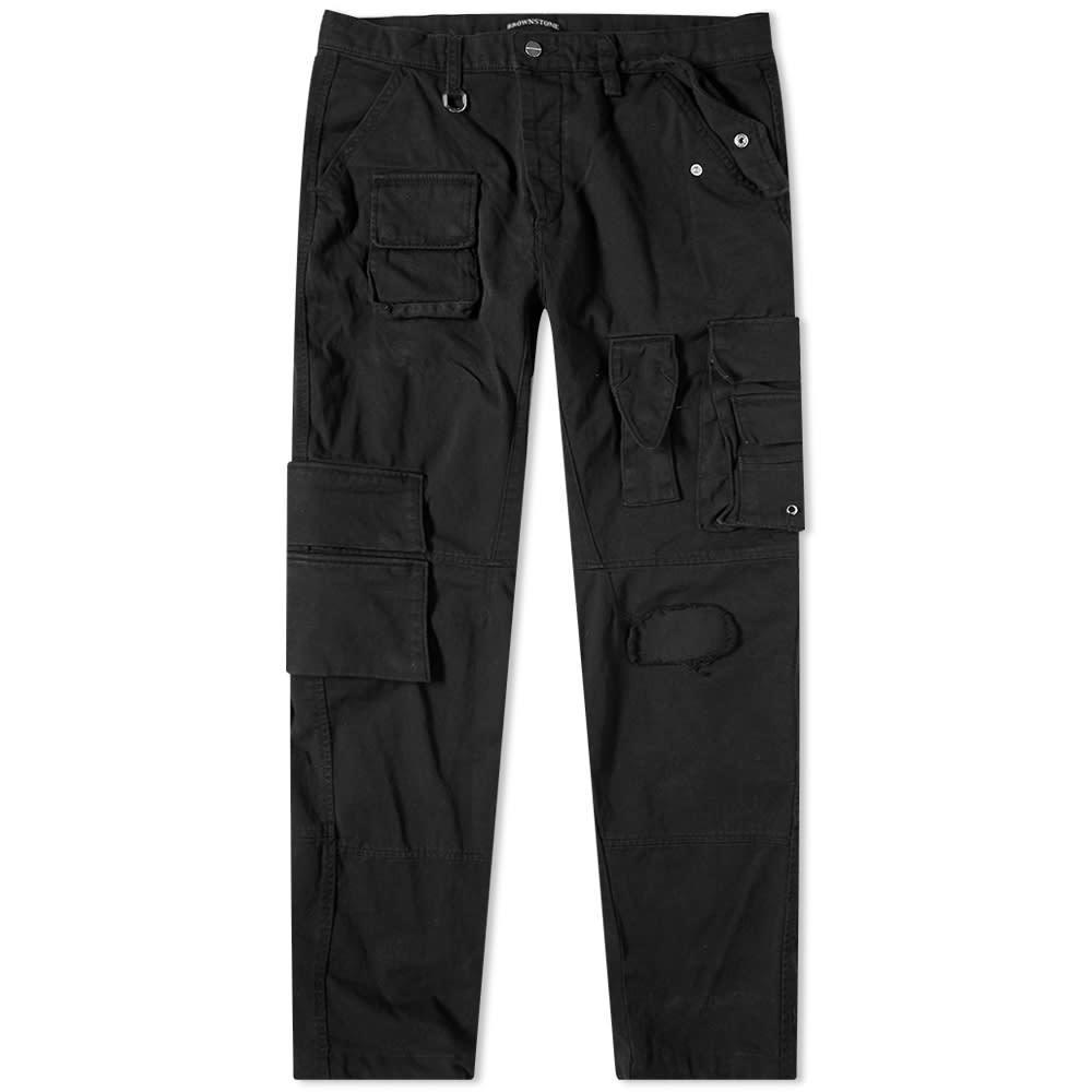 Photo: Brownstone 13 Pocket Cargo Pant