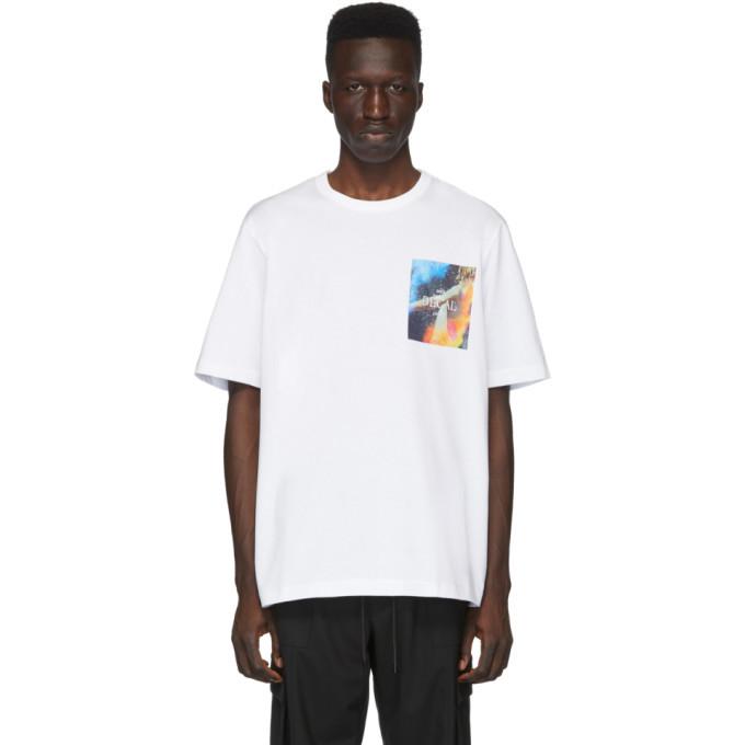 Photo: Juun.J White Decal T-Shirt