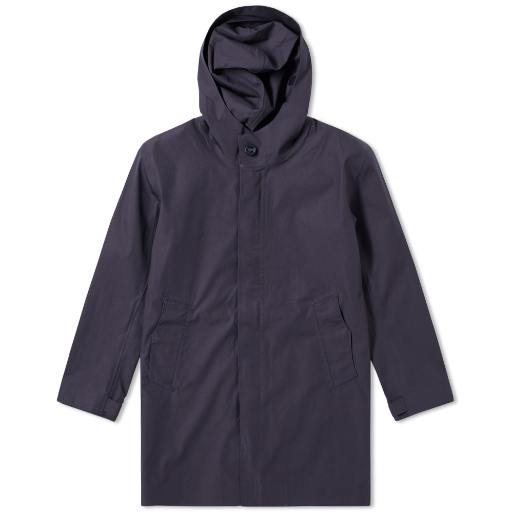 Photo: Nanamica Gore-Tex Shell Coat