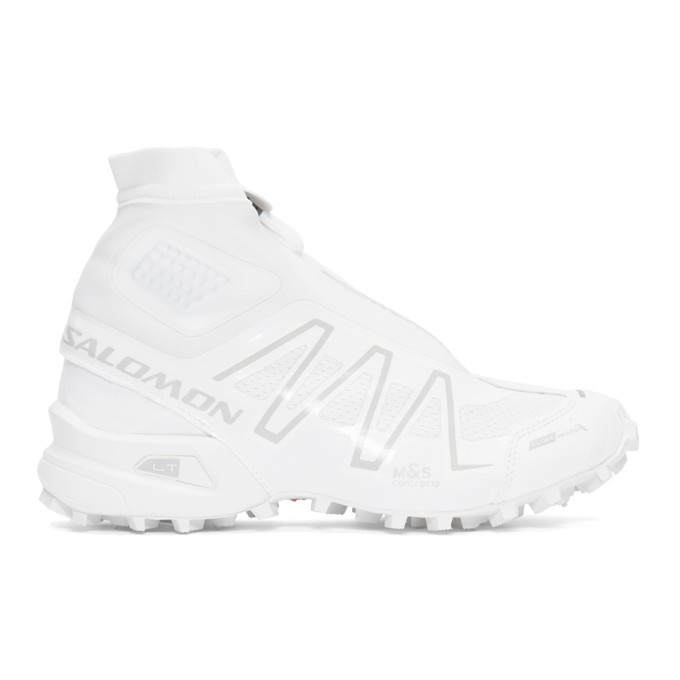 Photo: Salomon White Snowcross ADV LTD Sneakers