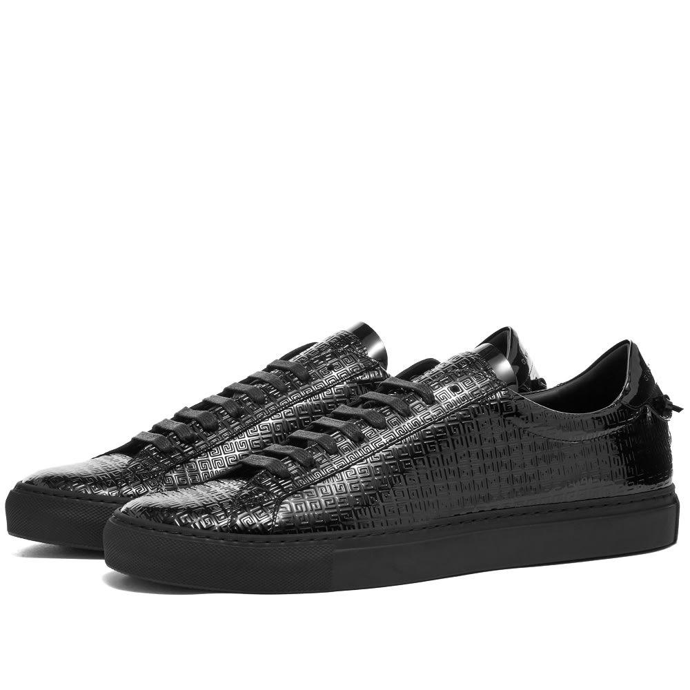 Photo: Givenchy Urban Street Low Jacquard Sneaker