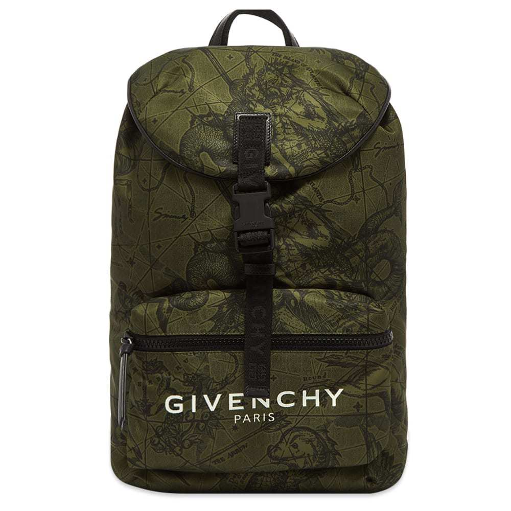 Photo: Givenchy Light 3 Astro Floral Backpack