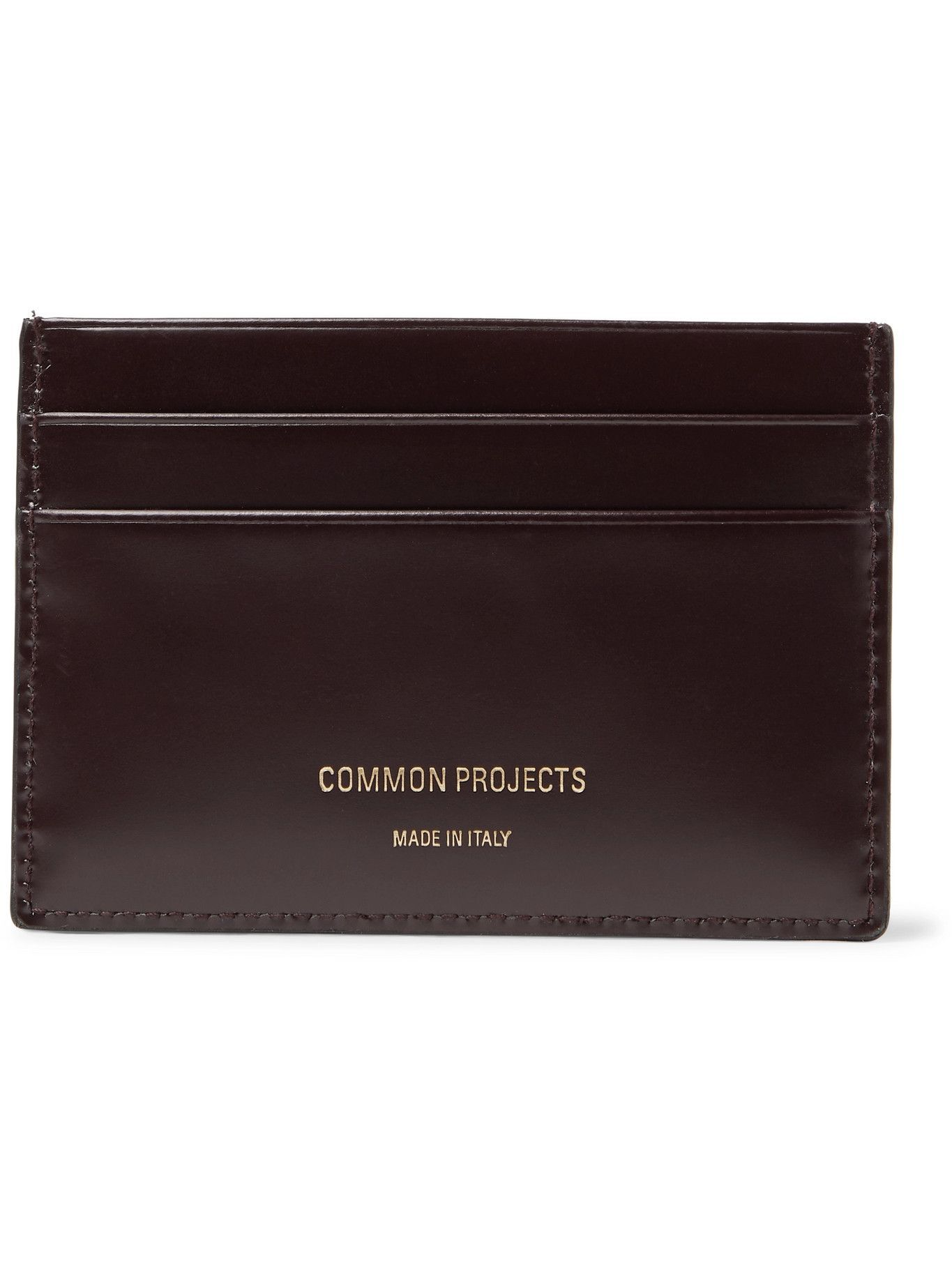 Photo: COMMON PROJECTS - Leather Cardholder