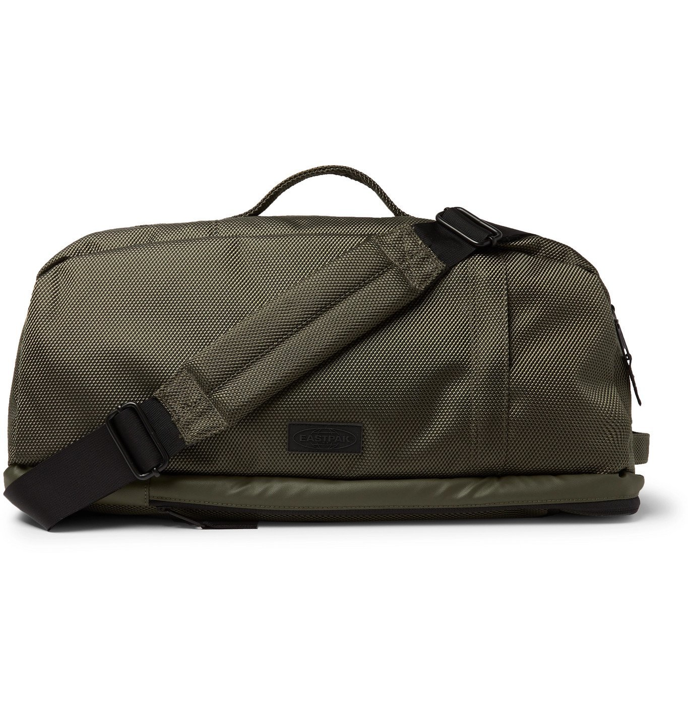 Photo: Eastpak - Stand CNNCT Canvas Holdall - Green