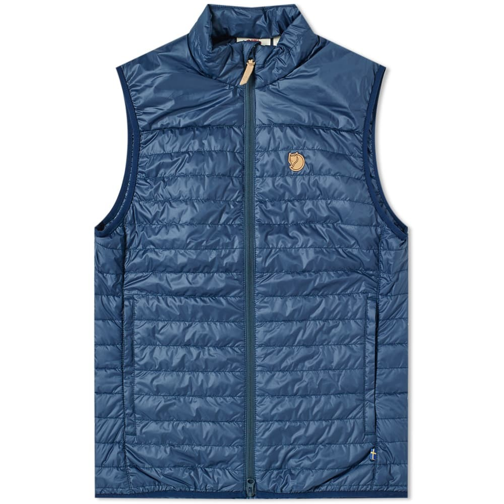 Photo: Fjällräven Abisko Padded Vest