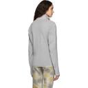 GmbH Grey Organic Moses Sweater