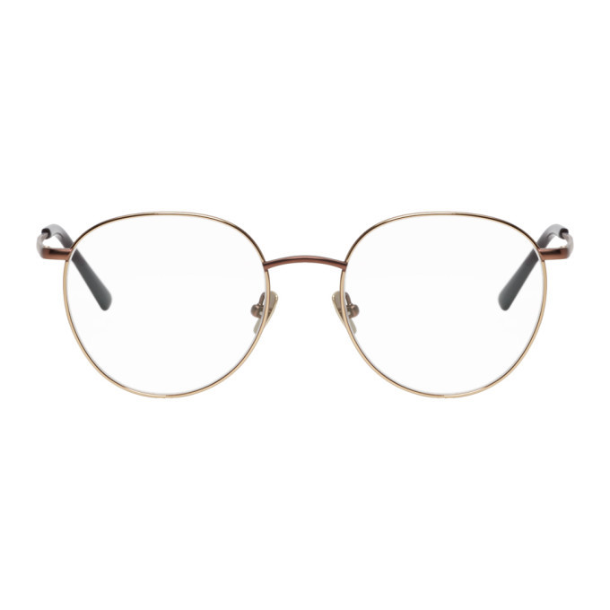 Belstaff Gold and Bronze Jubilee Glasses