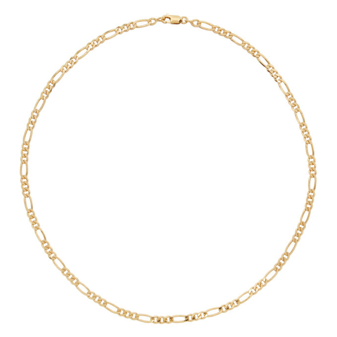Photo: Ernest W. Baker Gold Chain Necklace