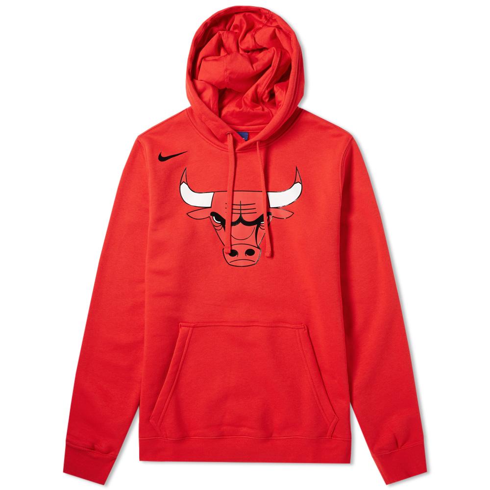 Photo: Nike Chicago Bulls Hoody